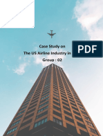 The US Airline Industry Case Study Solution