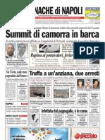Cronache Di Napoli 2 Aprile 2010
