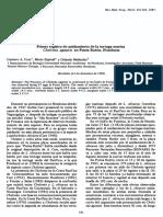 Primer registro de anidamiento de la tortuga marina chelonia agassizi en punta raton honduras.pdf