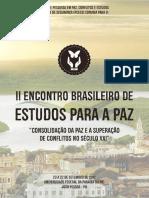 Programa Preliminar - II EBEP