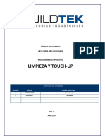 0042-0874-Tibsa-pro-l-029-0008 Limpieza y Touch Up Rev 0 (Ok)