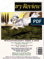 Literary Review April 2000
