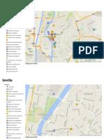 Map a Sevilla