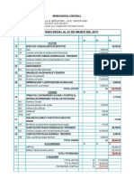 Registros y Cuentas
