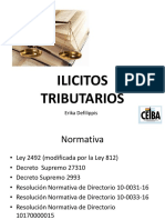 Ilicitos Tributarios Ceiba