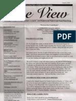 August 2010 West Park View Community League newsletter