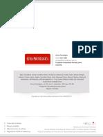 Cirugia Plastica y Psicologia Predictor