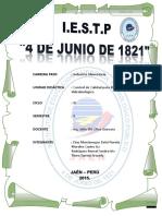 Plan de HACCP Mermelada de Sauco