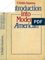 Shakh-Nasarova v S - Introduction Into Modern American - 1985