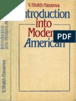 Shakh-Nasarova v S - Introduction Into Modern American - 1985