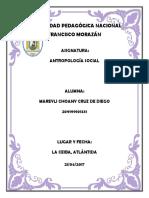 Antropología Regional
