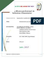 Idea de Negocio Industrias Pacamuros SA Pakamuros