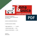 Zona Música Instrumentos