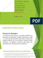 Expo Corrosion Monitoreo Biologico