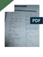 Ejercicios de Matematicas