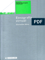 Hine, Christine_Etografía Virtual