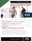 MBA's Mortgage Reform Voodoo Economics