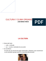 Clase 9 Clima Cultura Organizacional
