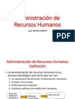 Clase_8_Administración de Recursos Humanos