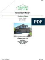 ahh sample home inspection report a