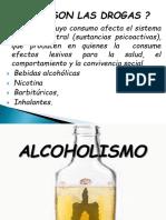 DIAPOSITIVAS DE ALCOHOLISMO