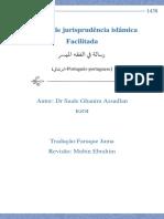 Pt Manual de Jurisprudencia Islamica Pronto em Portugues Brasileiro