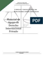 Material de Apoyo de Derecho Internacional Privado RECOMENDADO.docx