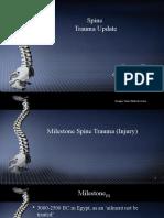 Spine-Trauma Update 05172017