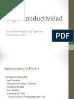 Superconductividad BCS