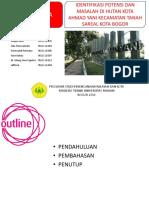 Identifikasi Hutan Kota Bogor.pptx