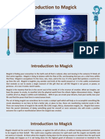 Introduction to Magick