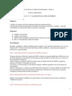 Informe N°3%2c Lab de Técnicas Analíticas Instrumentales ari