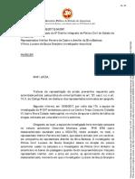Negativa de Preventiva - Manaus