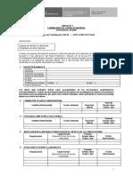 Modelo Anexos Procesos CAS