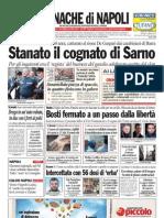Cronache Di Napoli 1 Aprile 2010