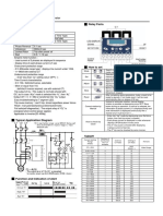 Digital Over-current Relay With Ammeter