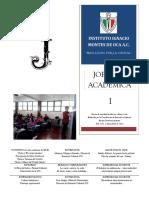Jornada Academica Año 1 No. 1 Marzo-Abril 2014