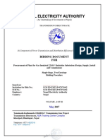 220/400 kV Substation Tender Documents -Vol 1