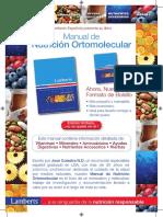Manual Ortomolecular