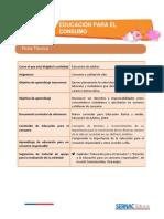 Ed Adultos_Consumo y Calidad de Vida_Educación Para El Consumo