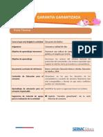 Ed Adultos_Consumo y Calidad de Vida_Garantía Garantizada