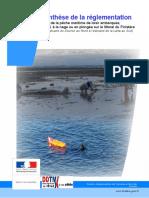 Juin 2017 Synthèse de La Réglementation de La Pêche Maritime de Loisir