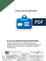 Identificacion de Motores Electricos