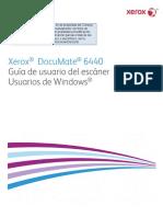 Xerox 6440 - Manual de Usuario (Modificado)