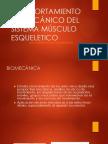 1.- Comportamiento Biomecanico Del Sistema Musculo Esqueletico