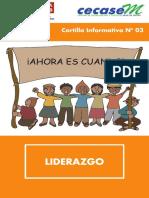Liderazgo en Bolivia