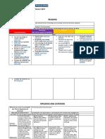 literacy term 3 planner