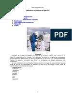 Calibracion en Tanques de Petroleo (Articulo)