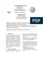 Reporte Programa