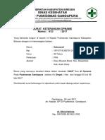 Surat Opname